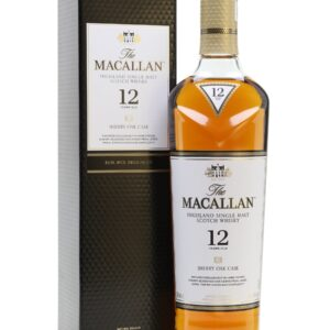 Macallan 12 years for sale the 12 Year Old Sherry Oak is a piece of The Macallan's collection Macallan 12 years sherry oak Macallan Fine Oak